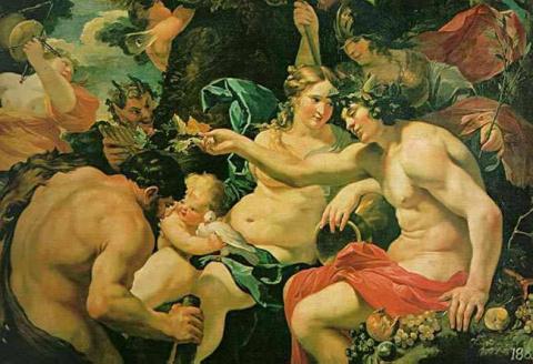 Амброзия – загадочная пища богов