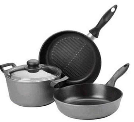 Сковорода и кастрюля - нелег…
