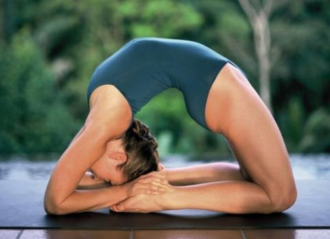 Йога для повышения иммунитет…