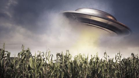 Неудачная попытка атаки НЛО …