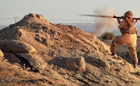 Боевики ИГИЛ разгромили американский спецназ