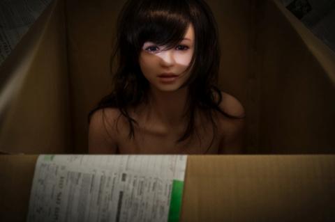 Корейский фотограф снимает свою жизнь с ультра-реалистичной cиликoнoвoй куклой (9 фото) все, трындец!  Девушки, мы лишние на этом празднике жизни...