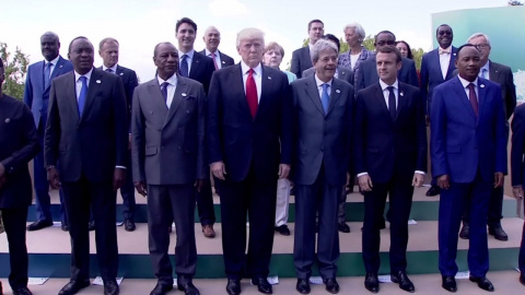 G-7, - у них нет будущего. Э…