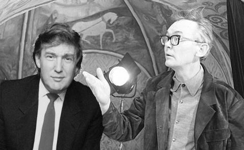Дональд Трамп помогал Леониду Гайдаю снимать кино
