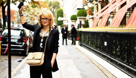 Уроки стиля от Эвелины Хромченко