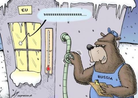 Российскому газу ценовые вой…