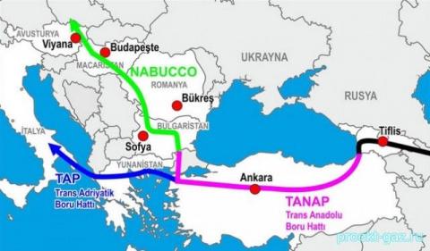 Эксперт: TANAP сделает Турцию и Азербайджан крупнейшими энергетическими игроками региона