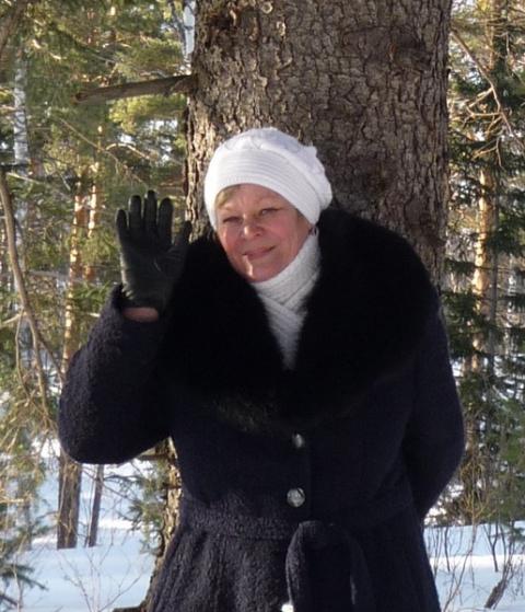 Ольга Москвина