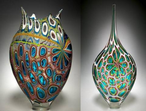 Рукотворное чудо - муранское стекло