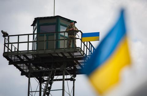 Распад Украины начнется с юг…
