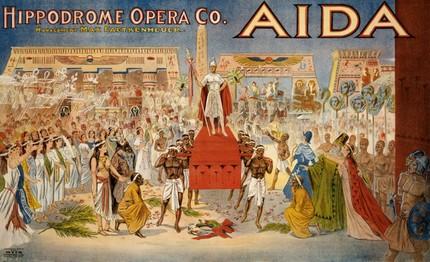 День одного произведения. Опера Верди «Аида»