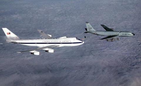 «Ядерные» самолеты США пострадали от торнадо