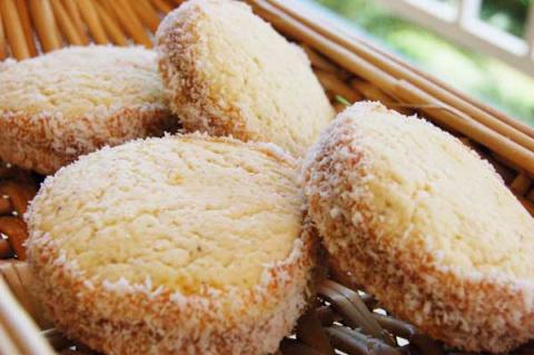 Аргентинское печенье Alfajores argentinos