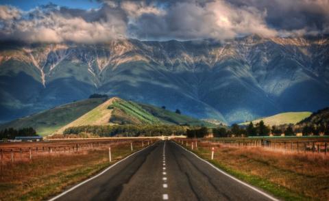 Хочу в Новую Зеландию