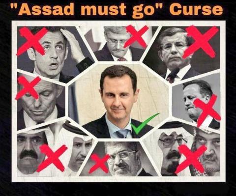 Асад должен уйти!!!