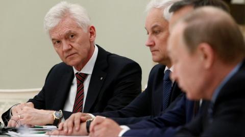 Handelsblatt: Олигархов в России потянуло на благие дела