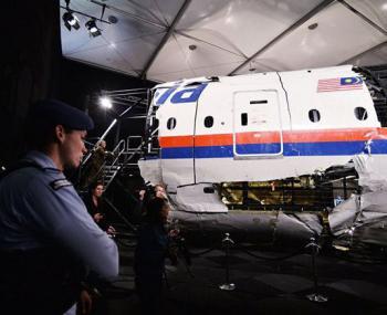 Катастрофа МН-17 над Донбасс…