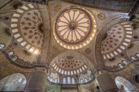 Голубая мечеть в Стамбуле (М…