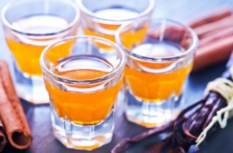 Апельсиновая настойка на водке
