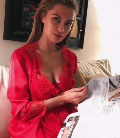 Виктория Боня заинтриговала …