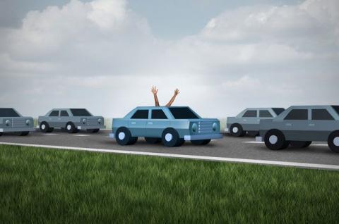 Руки убери! Когда появятся беспилотные автомобили?
