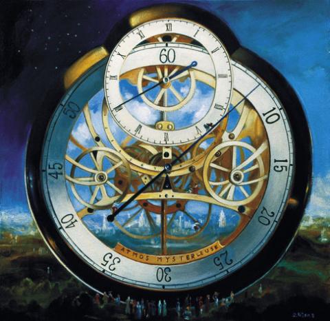 Магические часы