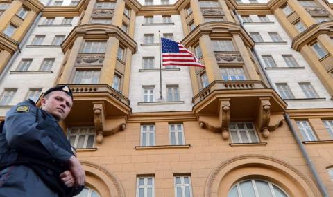 Россия готова значительно сократить число сотрудников посольства США в стране