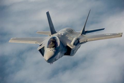 Зачем «к порогу России» пригнали американские истребители F-35. Александр Хроленко