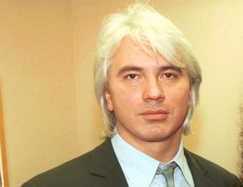 Дмитрий Хворостовский прерва…