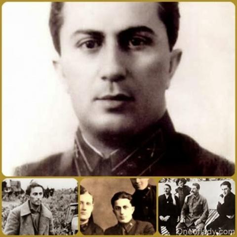 Сын вождя Сталина - Яков Джугашвили