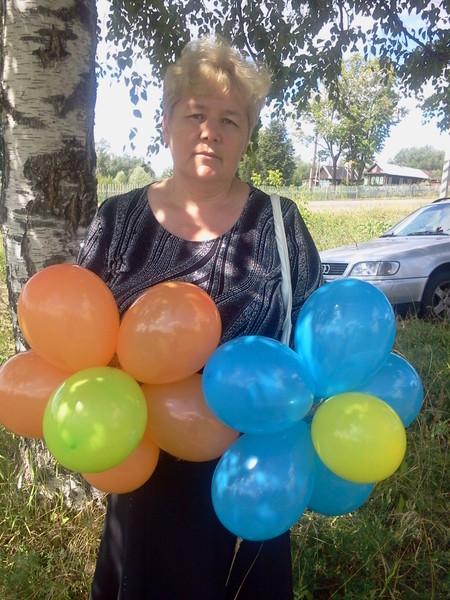 Галина Никитина