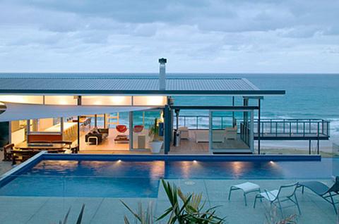 Т-Образный Beach House