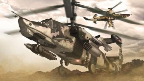 Авиация против танков (часть 10)