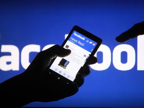 На постах в Facebook можно б…