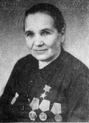 Крайнева Евдокия Андреевна