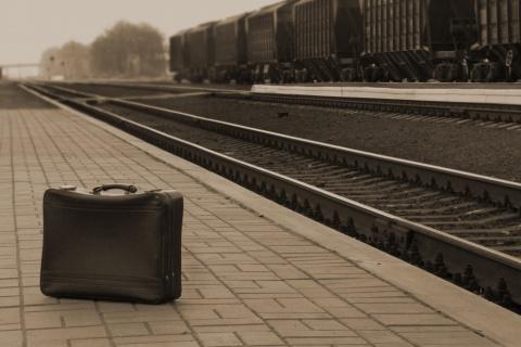 Чемодан- вокзал - Рига!