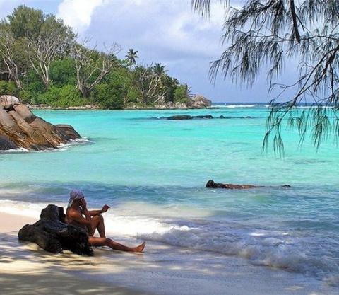 Чем бы вы занимались на острове? ТЕСТ