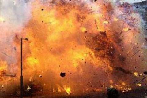 Мощные взрывы потрясли Донба…