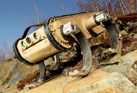 «Робот-таракан» RHex