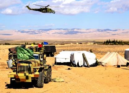Боевики США бегут: подготовл…