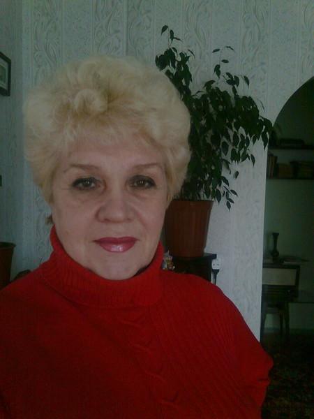 Лидия Борисенко