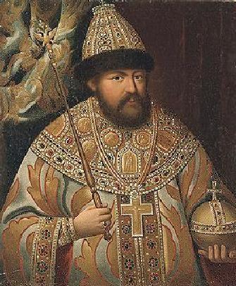 Русский Царь против алчных иностранцев