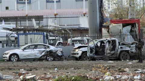 В результате взрыва в турецкой провинции Диярбакыр пострадали пять человек