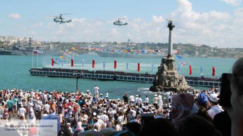 На зависть Украине: Севастополь зрелищно и мощно отметил День Военно-морского флота