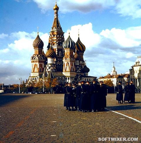 СССР 50-х глазами немецкого …