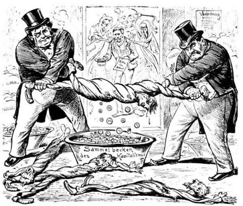 О тунеядцах и классовой сущности государства