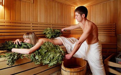 Баня и сауна. Целебные свойства банного жара и веника