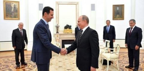 Двойной удар: Асад замкнул а…