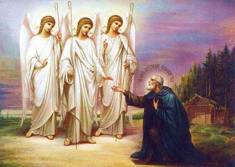 Троица, а потом Духов день!
