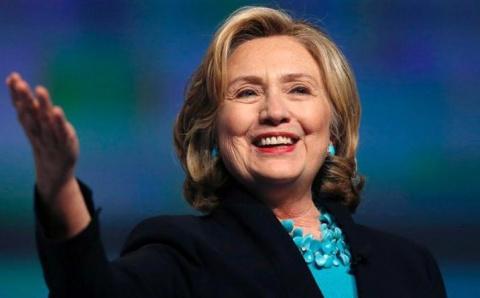 Хиллари Клинтон рассказала, …